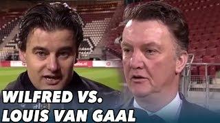 CLASSIC: Wilfred Genee vs Louis van Gaal - VOETBAL INSIDE