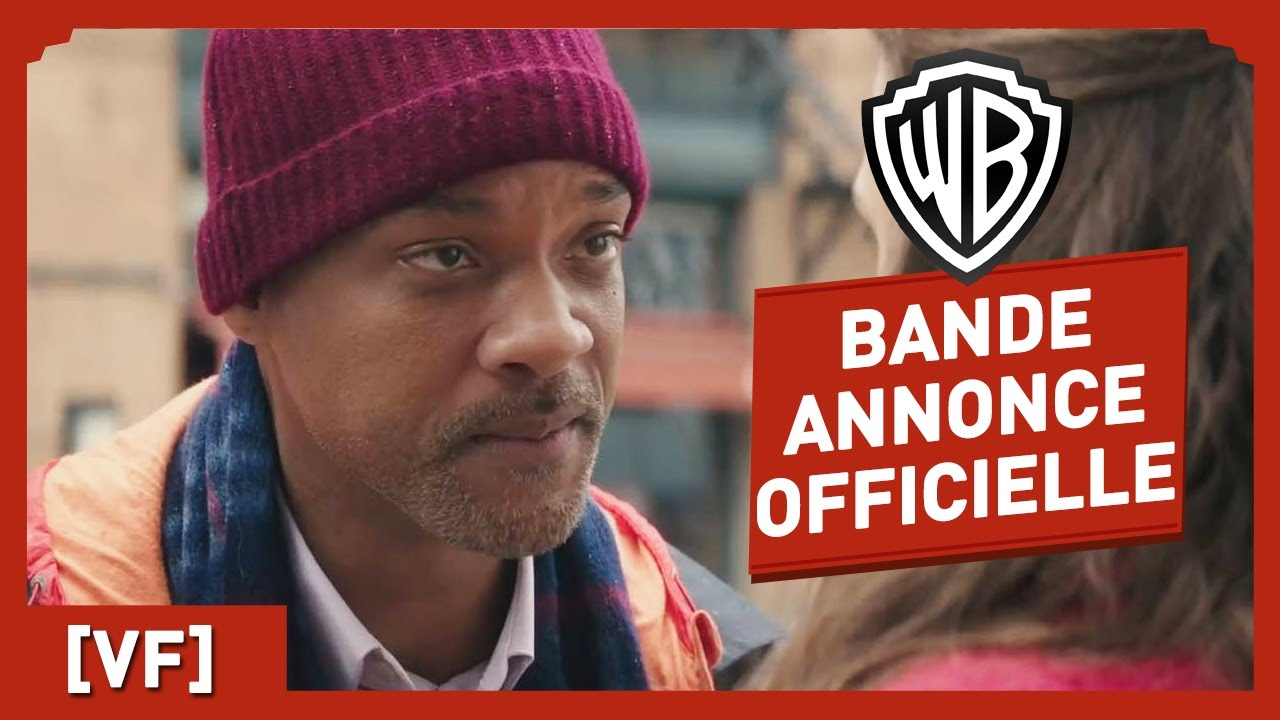 Beauté Cachée - Bande Annonce Officielle (VF) - Will Smith / Kate Winslet / Keira Knightley