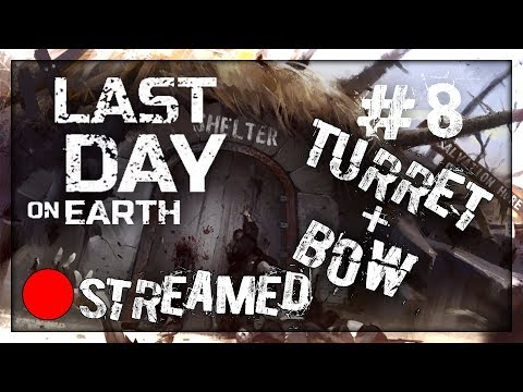 TURRET WITH A BOW?! - Last Day on Earth Survival   Ep 8
