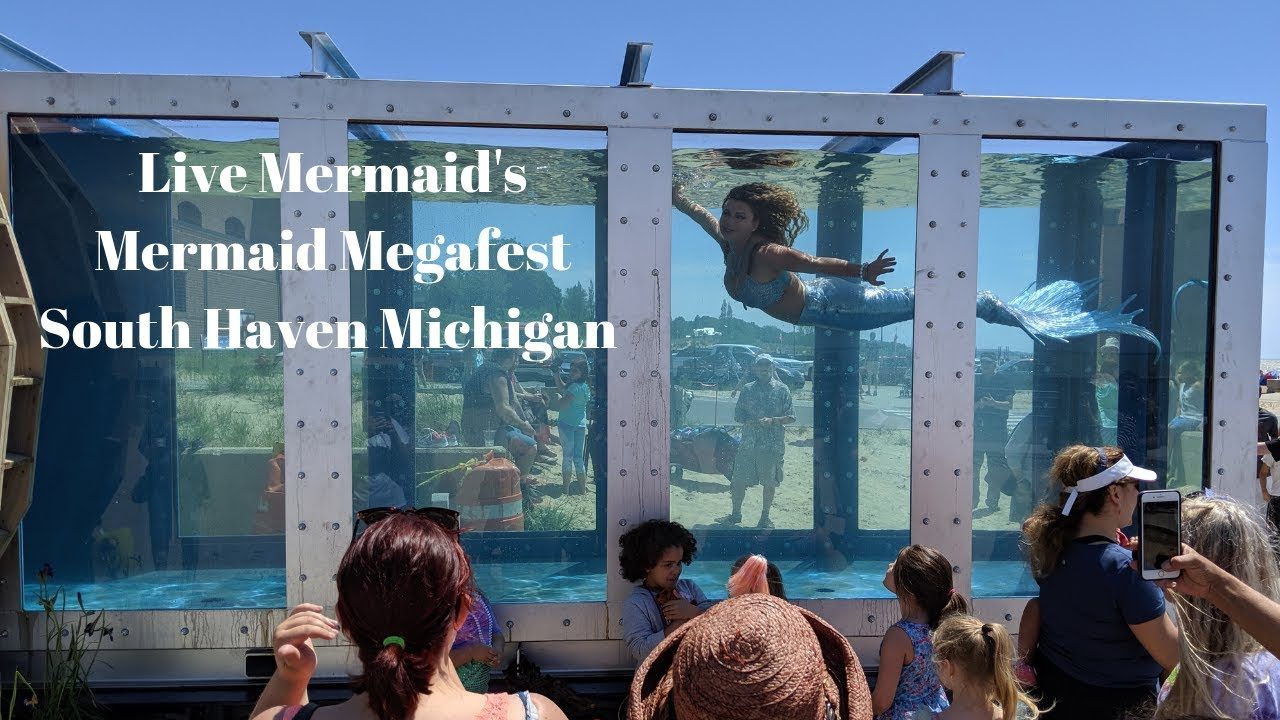 Mermaid Megafest 2019 South Haven Michigain