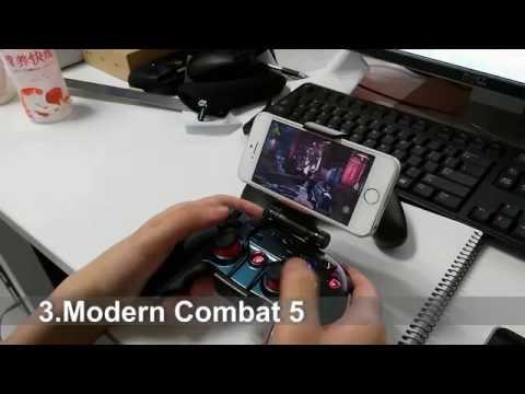 Top 5 Mobile Games For GameSir G3v!