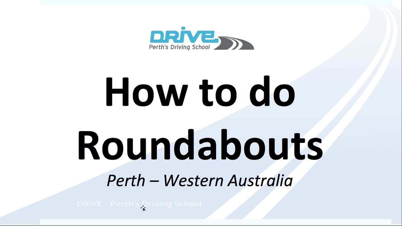 How to pass your driving test in Perth WA