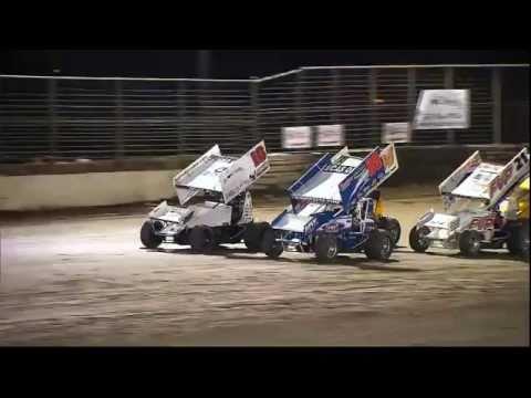 Lucas Oil ASCS Sprint Car Dirt Series - 2010 - West Memphis, AR - Saturday Show