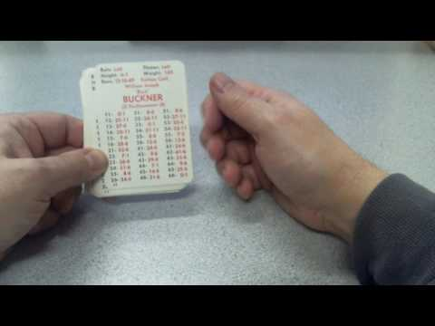 "APBA Baseball Cards 1978 MLB Season Pickup and 'Unboxing"" P2"