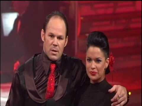 DWTS 2009 New Zealand - Tango - Josh Kronfeld and Rachel Burstein