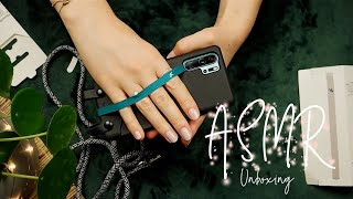[ASMR] New Phone: Unboxing Artwizz Accessoires ✨ German