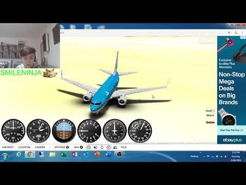 Trying a ATC simulator! (It failed, badly) |