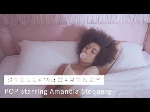 Amandla Stenberg for POP by Stella McCartney   #POPNOW