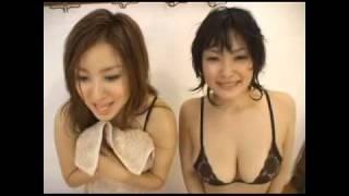 Aya & Kazusa 佐藤和沙 動画 6