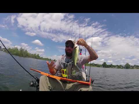 How To Take Pictures Of Fish On A Measuring Board - Kayak CPR Tips