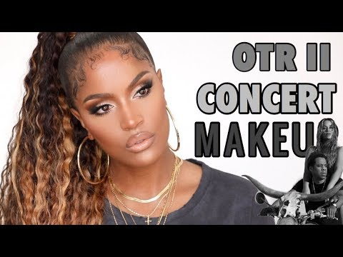 GRWM: MY FAVORITE CONCERT MAKEUP EVER - OTR2