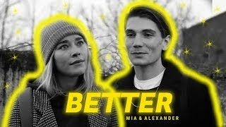 Mia & Alexander [Druck] SKAM Germany - Better [+2x04 scenes]