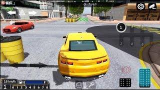Автоматична коробка передач парковка автомобіля - парковка моделювання гри - Android ігри на планшет #2
