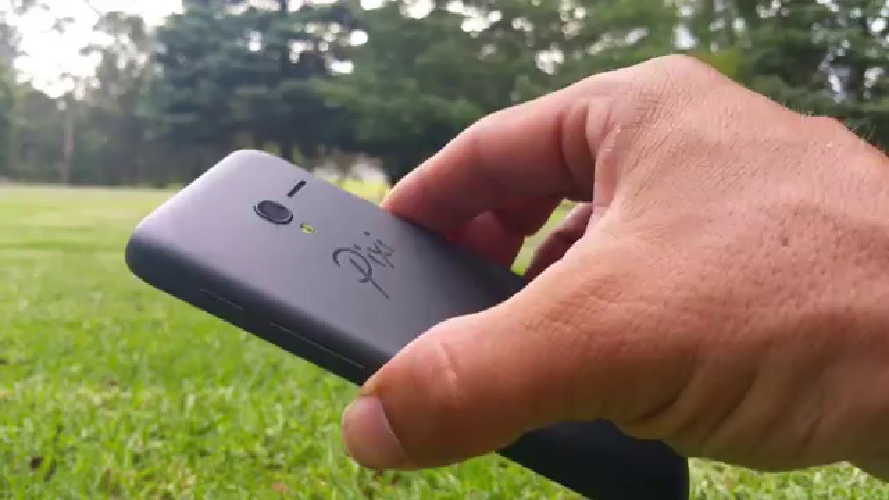 Unboxing: Alcatel One Touch Pixi 3 4 5inch Optus Prepaid 4g