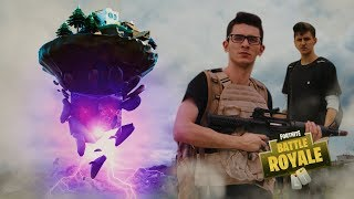 Fortnite in Real life: Trailer of season 6!! (ft. Power Flakes)