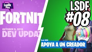 #08 VALLE LATOSO PART 2, ADDITION TAXI AND SUPPORT A CREATOR! FORTNITE WEEK ? SAVING THE WORLD