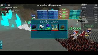 Roblox Case Collector #1: Ouverture d'un mythe et un Dieu