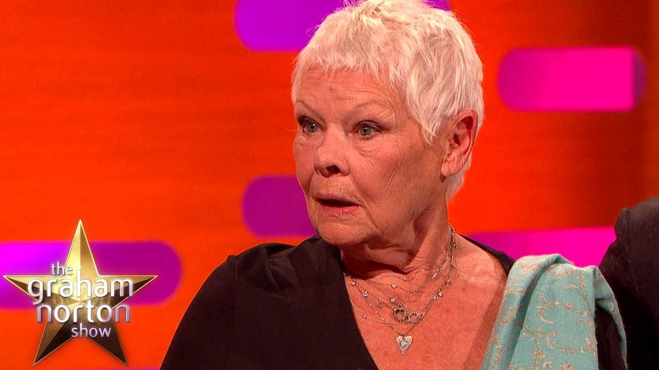 Dame Judi Dench Can't Remember the Films She's Been In ...