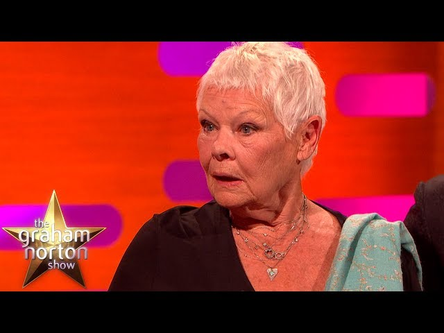 Dame Judi Dench Can't Remember the Films She's Been In   The Graham Norton Show