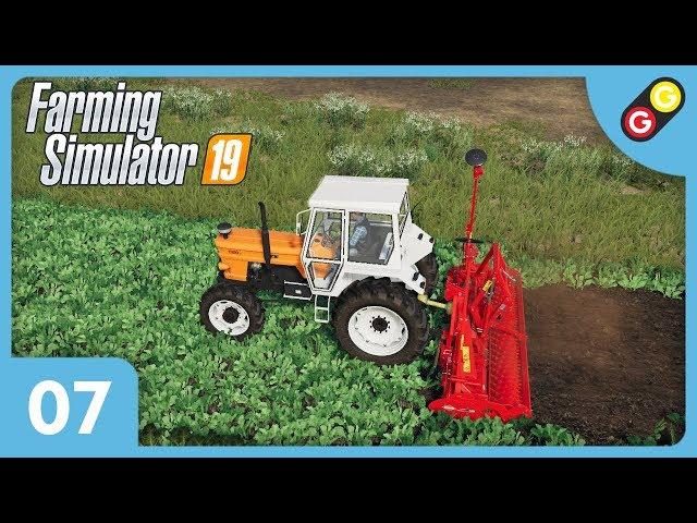 Farming Simulator 19 #07 On fertilise avec des radis ! [FR]