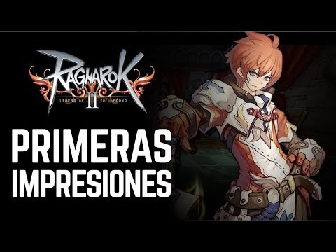 Ragnarok Online 2: Legend Of The Second MMORPG – Primeras impresiones