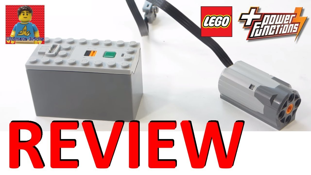 LEGO Power Functions - M Motor 8883 and AAA Battery Box 88000 Review ( PF )  sc 1 st  YouTube & LEGO Power Functions - M Motor 8883 and AAA Battery Box 88000 ... Aboutintivar.Com