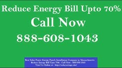 Best Solar Power (Energy Panels) Installation Company in Hanson Massachusetts MA