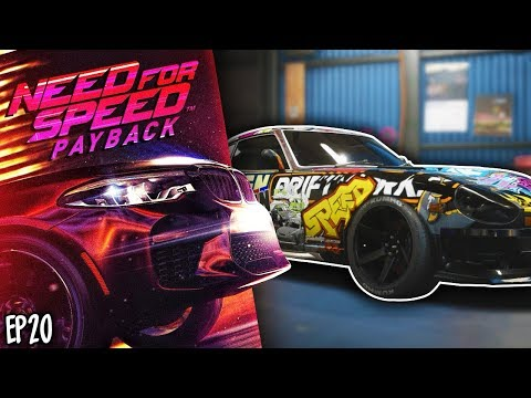 UPGRADING THE BEST DERELICT CARS! (Need For Speed Payback #20)