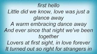 Marc Almond - Strangers In The Night Lyrics
