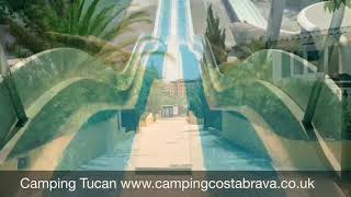 Camping Tucan in Costa Brava, Catalonia. Ty Gulliver review 4K