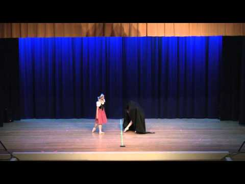 Cinderella Ballet (part 1 of 2)
