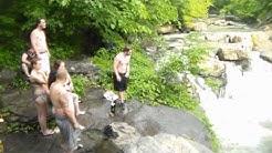 Jacob's Well (Blue Hole) Vlog - (Perryopolis, PA) Jacob's Creek