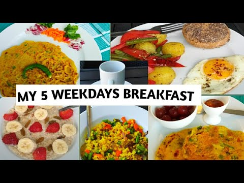 how to make easy indian breakfast recipes