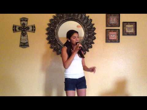 "Ariana ""The Way"" cover by Kaylise Renay Irizarry"