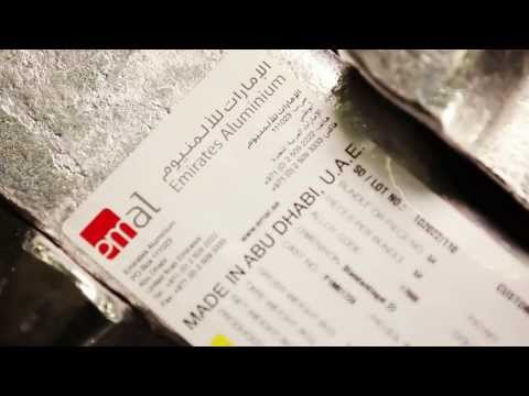 Emirates Aluminium (EMAL) 30 Second TVC (2011)