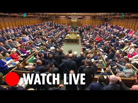 MPs defeat May's Brexit deal in Commons vote (LIVE)