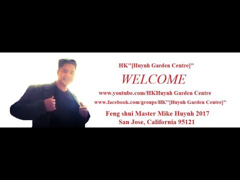 "It is show time HK""[Huynh Garden Centre]"" Mike Huynh 6/23/2017 San Jose, California 95121"