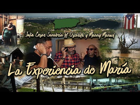 La Experiencia de María por Julio César Sanabria, Oscar Serrano, Manny Manuel