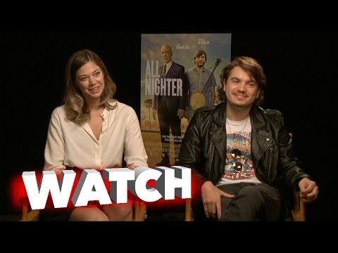 All Nighter: Exclusive Movie Interview with Analeigh Tipton and Emile Hirsch