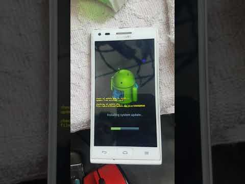 Huawei Ascend G6-U10 flashing Done With Flash File Link