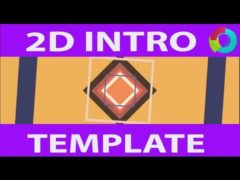 free 2d intro template after effects cs6 2d intro template speed no plugins required youtube. Black Bedroom Furniture Sets. Home Design Ideas