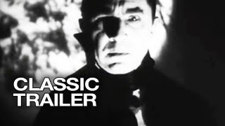 Mark of the Vampire Official Trailer #1 - Bela Lugosi Movie (1935) HD
