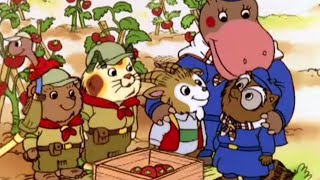 The Busy World of Richard Scarry: What Do You Do If There's a Fire? thumbnail