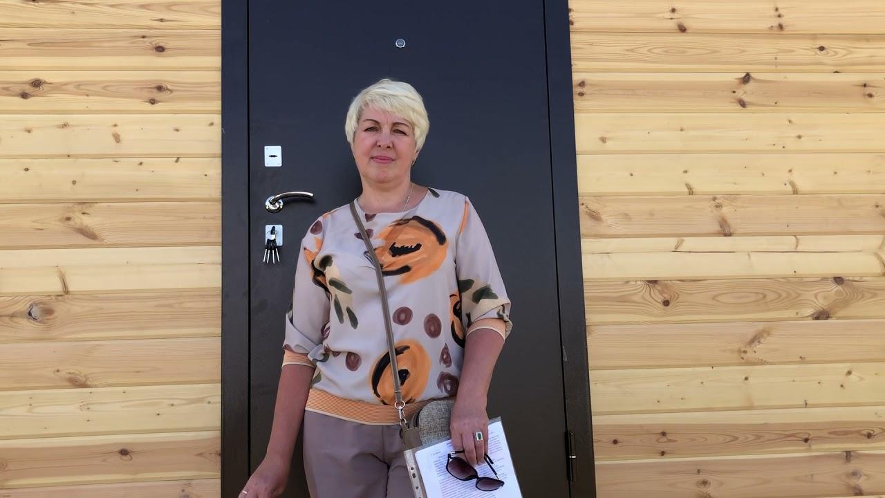 Каркасный дом по проекту Сканди-4 во Владимирской области - Отзыв клиента