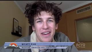 Singer, Songwriter, Musician Wyatt Pike