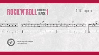 Zafer Şanlı Bas Gitar Dersleri Stiller Rock 39 N 39 Roll 110 Bpm Backing Track
