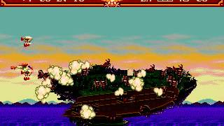 Mega Drive Longplay [197] Steel Empire