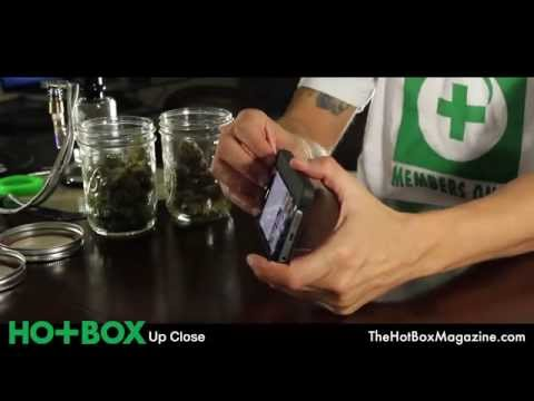 EP 01 HotBox Up Close: IHit IPhone Case