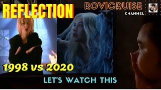 "Reaction | ""filipinx"" reacts to video reflection mulan 1998 vs 2020 christina aguilera what happened"
