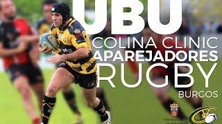 Rugby_Ubu Colina Clinic Aparejadores Burgos Vs Getxo Artea
